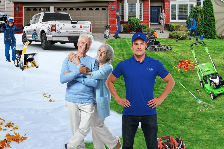 handyman and gardening services